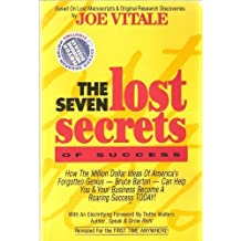 The Seven Lost Secrets of Success by Joe Vitale (1992-10-24)