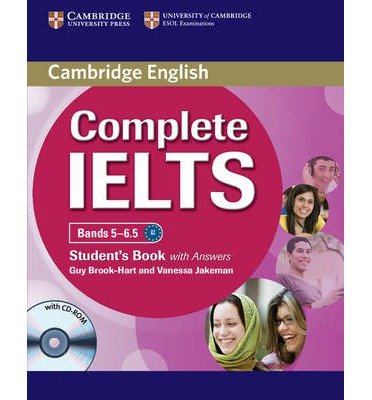 Complete IELTS Bands 5-6.5 Student's Pack (student's Book with Answers with CD-ROM and Class Audio CDs (2)) (Complete) (Mixed media product) - Common