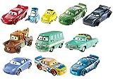 Cars 3 Pack de 10 vehículos (Mattel FHC89)