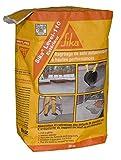Sika 436247 Level 110 - Ammortizzatore per pavimento autolivellante per interni ed esterni, 25 kg, colore: Grigio