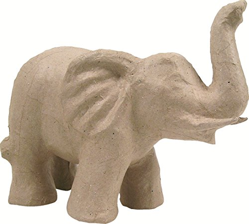 decopatch-small-mache-elephant-brown