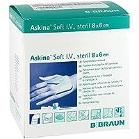 Braun BOB Soft I, V, 1er Pack 50Pflaster, steril, 8cm x 6cm preisvergleich bei billige-tabletten.eu