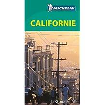 Le Guide Vert Californie Michelin
