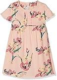 Mamas & Papas Floral Print Dress, Vestido para Bebés, Rosa, 3 mes
