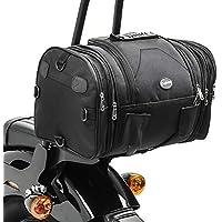 Raspbery Sacoche de r/éservoir de Moto Sac de Selle /étanche Bagage et sacoches Multifonctions Sac de Selle arri/ère imperm/éable Sport Bag