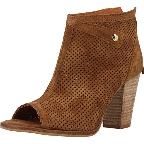 Stivali per le donne, colore Marrone , marca ALPE, modello Stivali Per Le Donne ALPE STAR PLAYER LP LEATHER OX Marrone Marrone