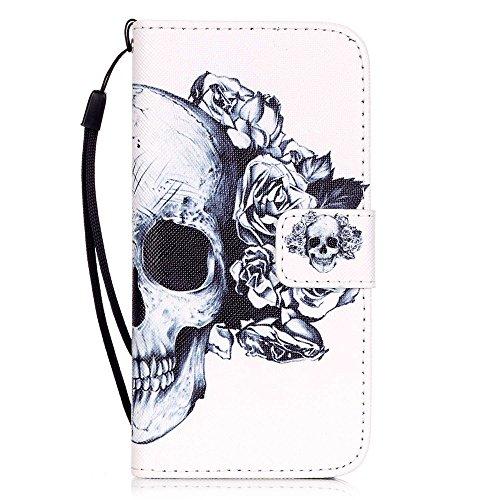 Apple iphone case XFAY HX-439 Portafoglio accessories elegante Bookstyle PU Pelle Case Cover Protettiva Flip Portafoglio Custodia Protezione Caso con Supporto di Stand / Carte Slot / Chiusura/ libro i colore-18