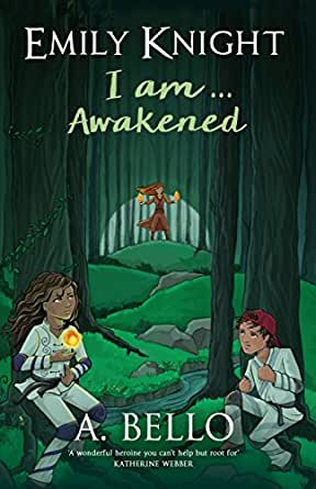 Emily Knight I Am Awakened English Edition Ebook Bello A Amazon De Kindle Shop