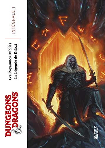 Intégrale de la trilogie de l'elfe noir: Dungeons & Dragons, Les Royaumes Oubliés, La Légende de Drizzt, T1 par Yann Chican, R.A. Salvatore