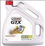 Castrol GTX 10W40 A3/B4 engine oil 4 Litre Car Engine Oil