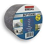 Soudal Butyband Selbstklebendes Fugendichtband– 10 m x 100 mm