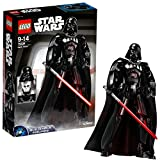 Die besten LEGO Star Wars Action-Figuren - LEGO Star Wars 75534 - Darth Vader, Baubare Bewertungen