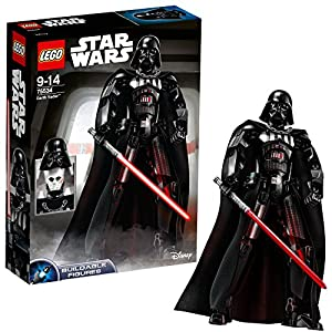 LEGO-Star Wars con structionDarth Vader, Multicolore, 75534 3 spesavip
