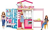 Barbie DVV48 2-Story House and Doll
