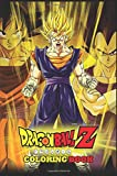 Dragon Ball Z Coloring Book: Coloring Book for Kids and Adults - 35 Illustrations: Volume 9 (Best Coloring Books)