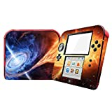 Laixing Ultra Thin Cover Case Skin Sticker Decals fur Nintend 2DS
