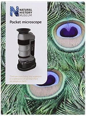 Natural History Museum NHM1005 Pocket Microscope