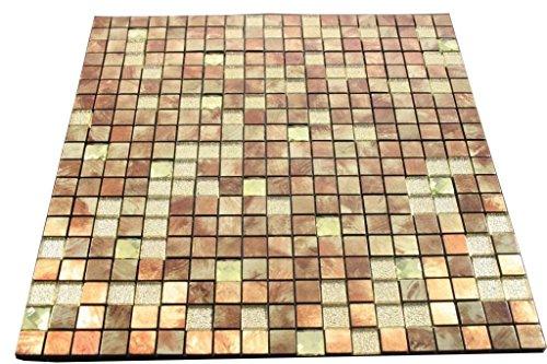 Selbstklebende Stick auf Mosaik Fliesen