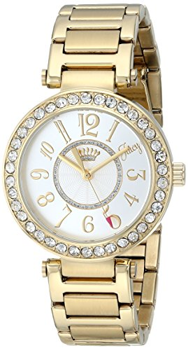 Juicy Couture Damas Luxe Analógico Dress Cuarzo Reloj 1901151