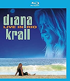 Diana Krall: Live In Rio [Blu-ray] [2009] by Diana Krall (B001PS0ERA) | Amazon price tracker / tracking, Amazon price history charts, Amazon price watches, Amazon price drop alerts