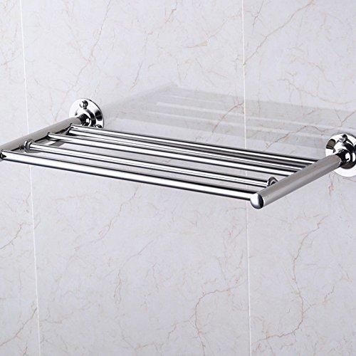 Preisvergleich Produktbild Yomiokla Bad-Zubehör - Küche,  WC,  Balkon und Bad Metall Handtuchring Einhebelsteuerung