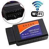 Best Obd Scanners - ELM327 Wifi OBDII Scanner,Gemwon OBD2 Wifi Adapter Car Review