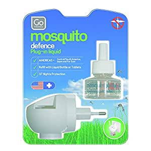 Mosqui-go Duo Plug In Insect Repellent for European Use