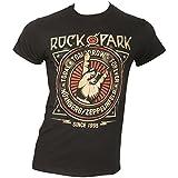 Rock im Park Cross Crest - T-Shirt Größe M