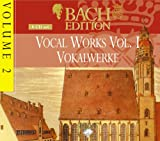 Bach: Vol.2 Vokalwerke I 8-CD -