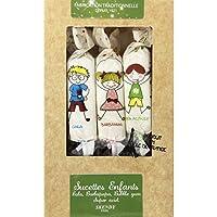 Mentos - Pure - Chewing-gum Fresh Mint au thé vert sans sucres - Les 6 paquets de 15,5 g - Prix Unitaire - Livraison...