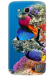 Spygen Premium Quality Designer Printed 3D Lightweight Slim Matte Finish Hard Case Back Cover For Samsung Galaxy Mega 5.8 i9150