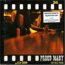 Very Best Friend by Proud Mary (2007-04-17)