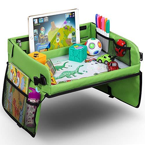 Mesa para niños en la Asiento de Coche Lenbest, Bandeja de viaje...