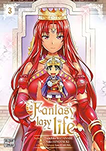 A fantasy lazy life Edition simple Tome 3
