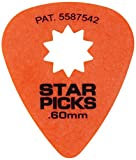 Everly 30022Star Pik 1260mm Orange