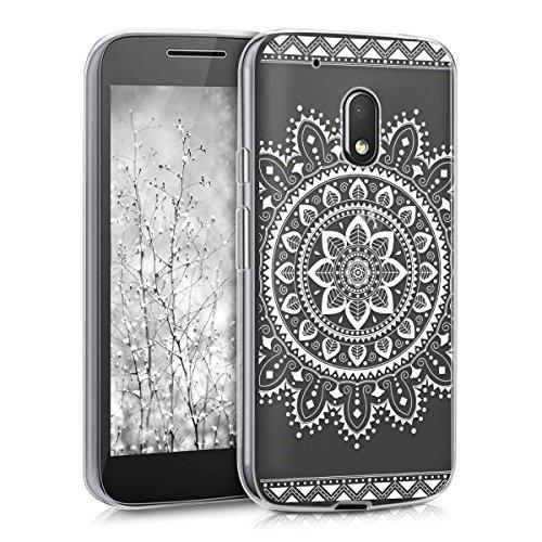 kwmobile Funda para Motorola Moto G4 Play - Carcasa de [TPU] para...