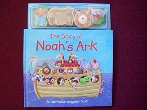 The Story of Noah's Ark (An Interactive Magnetic Book) by Erin Ranson (2007-09-11)