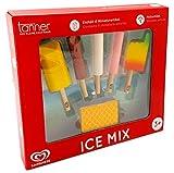 Tanner  0924.8 - Mix gelati Algida, Multicolore, (6 pezzi assortiti)
