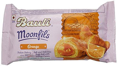 Bauli Moonfils, Orange, 47g (Pack of 20)