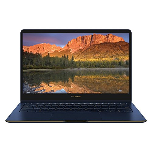 ASUS ZenBook Flip S UX370UA-C4217T 13.3-inch Full HD Touchscreen Laptop (Royal Blue) - (Intel Core i7-8500U Processor, 8 GB RAM, 512 GB SSD, Harman Kardon Speakers with Stylus Pen, Windows 10)