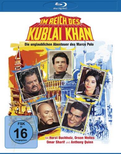 Bild von Im Reich des Kublai Khan [Blu-ray]