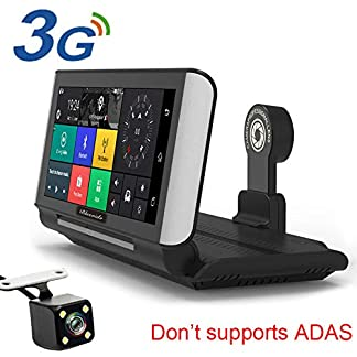 LYABANG-7-Inch-4G-Auto-DVR-Kamera-GPS-FHD-1080-P-Android-Dash-Cam-Navigation-ADAS-Auto-Video-Recorder-Dual-Objektiv-Mit-Reverse-Kamera