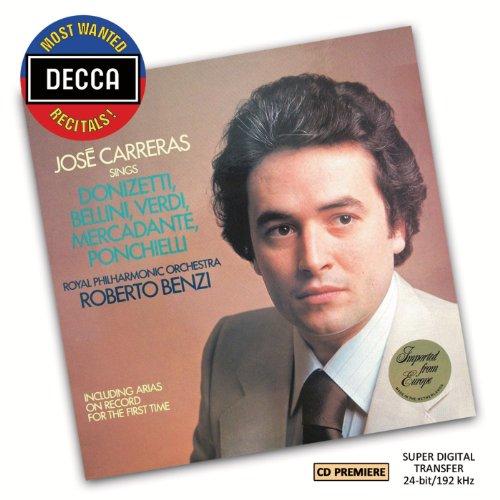 Jose Carreras Sings Arias (Dmwr)