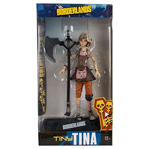 boarderlands 14684 Tiny Tina Action Figur, 17,8 cm