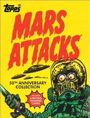 Mars Attacks (Topps) (English Edition)