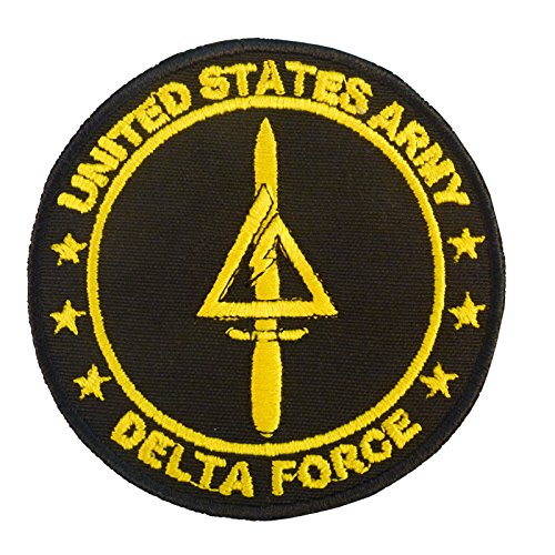 Call of Duty COD Delta Force US Army Operational Detachment Delta SFODA-D SFG Touch Fastener Patch