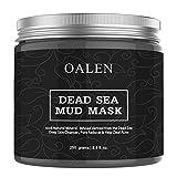 Totes Meer Schlamm Gesichtsmaske | Dead Sea Mud Mask | Maske für Gesicht und Körper | für trockene und unreine Haut - Pickel - Mitesser - Anti-Aging