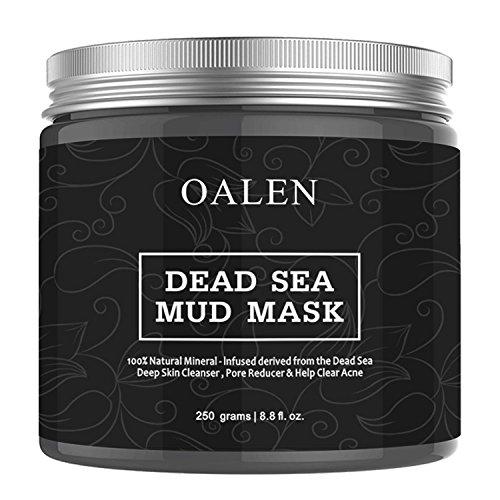 Totes Meer Schlamm Gesichtsmaske   Dead Sea Mud Mask   für trockene und unreine Haut - Pickel -...