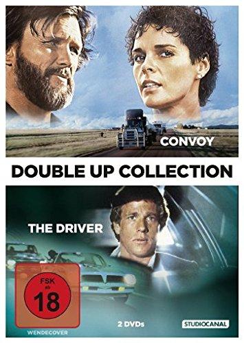 Bild von Double Up Collection: Convoy / The Driver [2 DVDs]