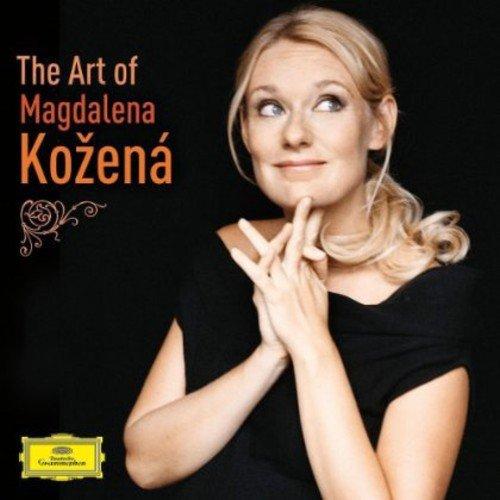 Art of Magdalena Kozena,the [Import allemand]